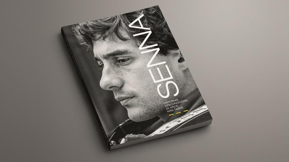 Senna, historias desconocidas, 25 años más tarde: ya puedes reservar este nuevo libro