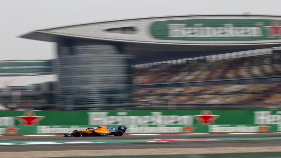 GP de China de F1: Sainz, decimocuarto en la calificación
