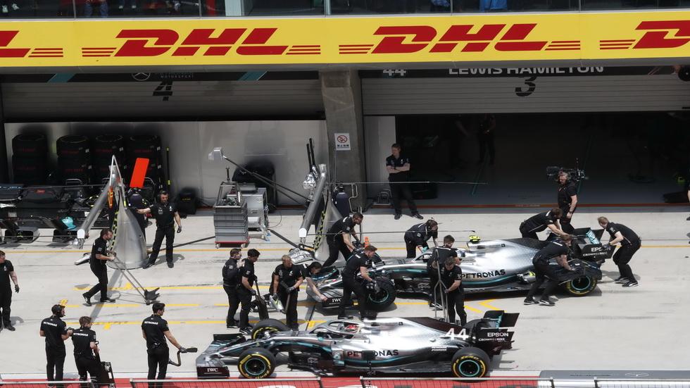 GP de China de F1: posibles estrategias para la carrera