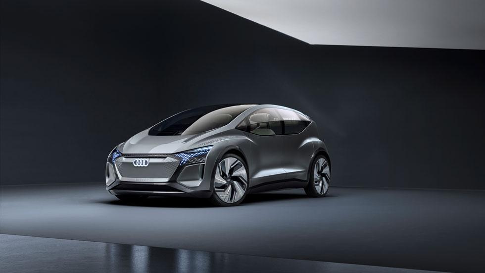 Audi AI:ME, el prototipo que anticipa el servicio de coche compartido de Audi