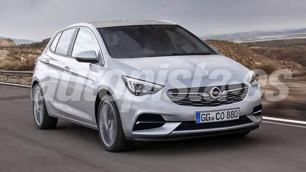 Opel Corsa 2019: el nuevo utilitario se podrá reservar este verano