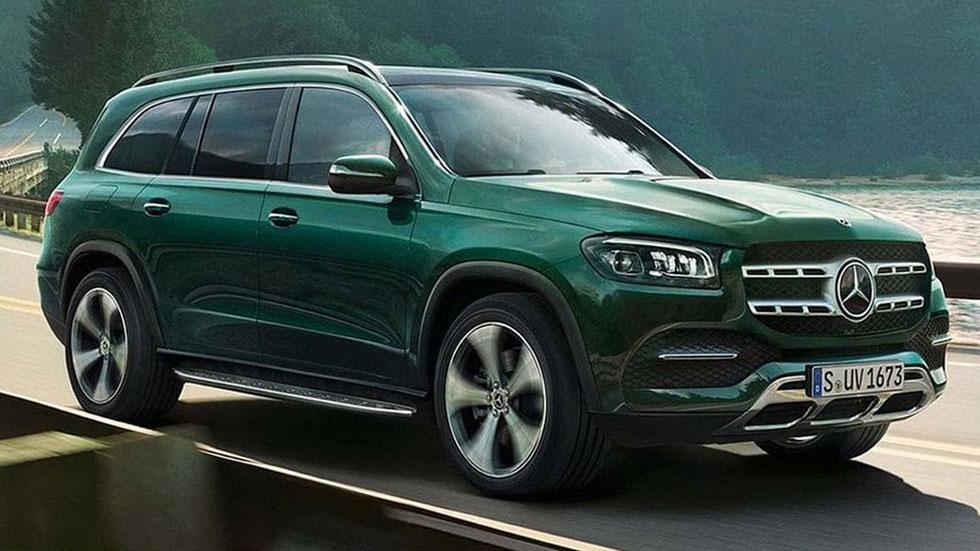Mercedes GLS 2020: primeros datos del nuevo gran SUV