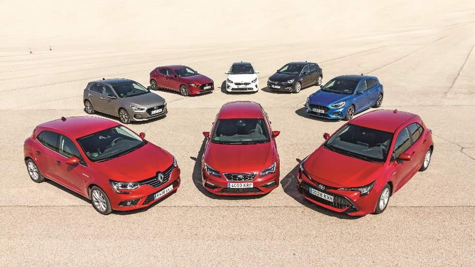 Revista Autopista 3097: nuevo Mazda3 frente a Seat León, Toyota Corolla, Ford Focus…