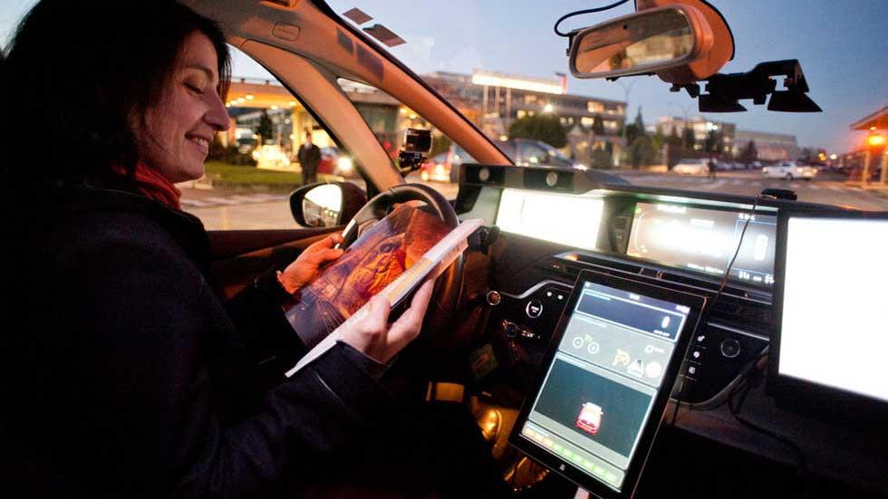 Uno de cada tres coches será autónomo en 2030