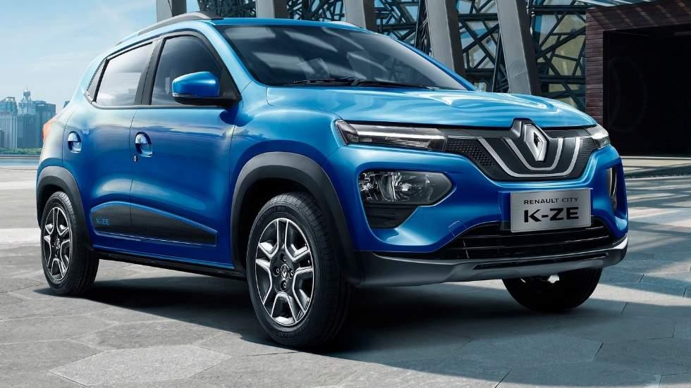 Renault City K-ZE: primeros datos y fotos oficiales del nuevo SUV