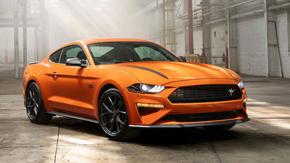 Ford Mustang EcoBoost High Performance Package: aún más potente