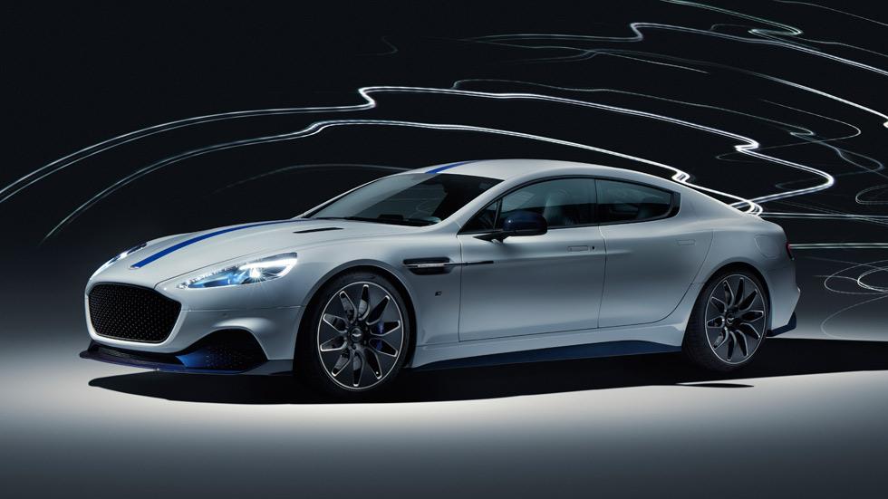 Aston Martin Rapide E: el futuro coche de James Bond será eléctrico
