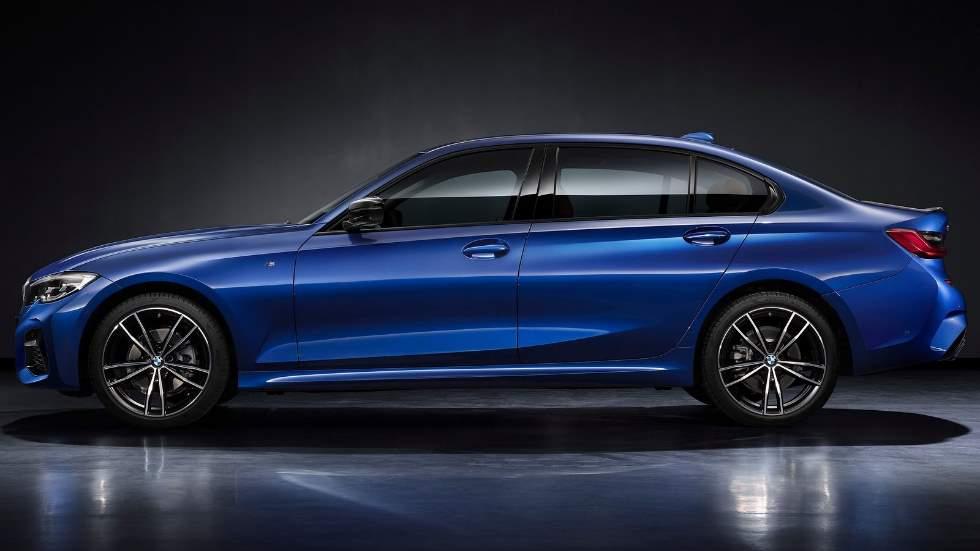 BMW Serie 3 Long Wheelbase 2020: el Serie 3 da el estirón