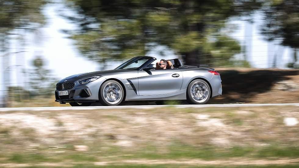 BMW Z4 2019: primera prueba con el nuevo roadster deportivo