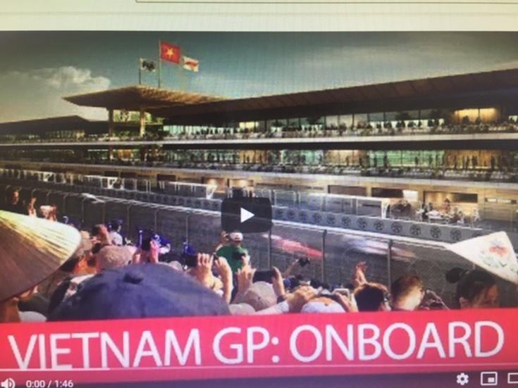 ¿Quieres conocer el circuito de Hanoi en Vietnam?