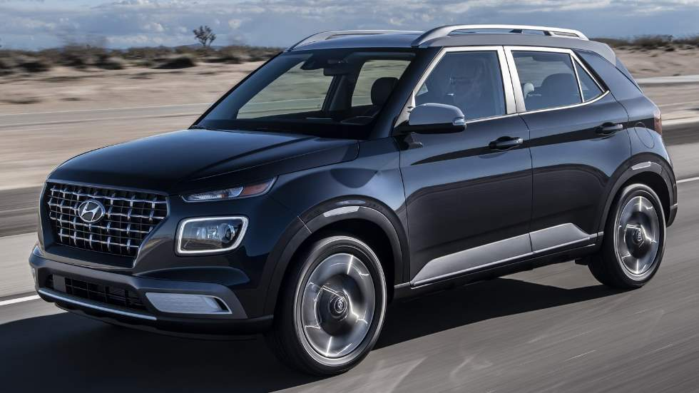 Hyundai Venue 2020: todos los datos y fotos oficiales del nuevo SUV (vídeo)