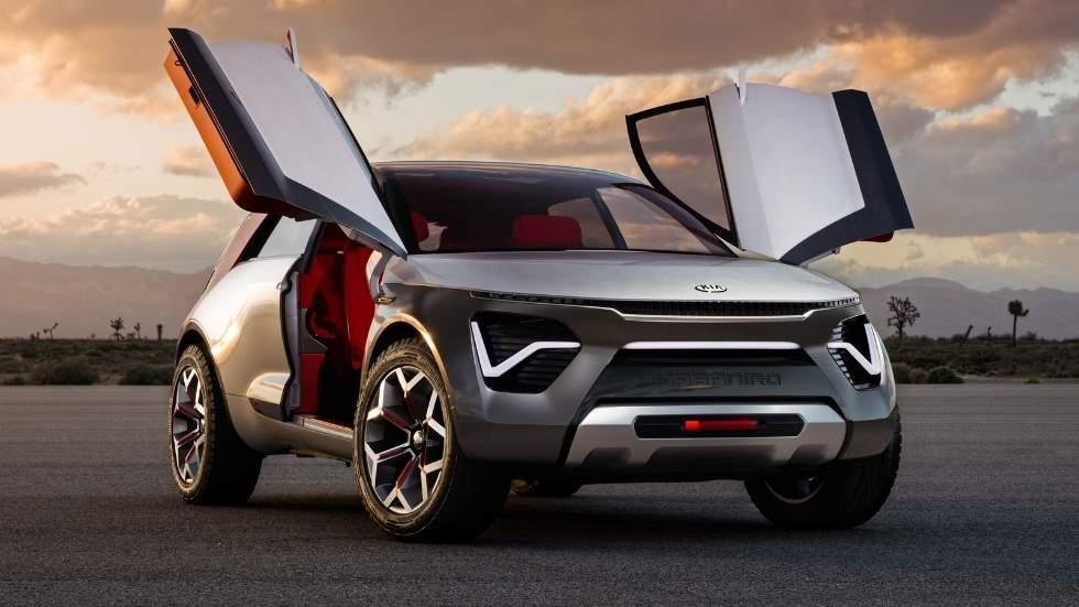Kia HabaNiro Concept: así será el futuro SUV eléctrico y autónomo