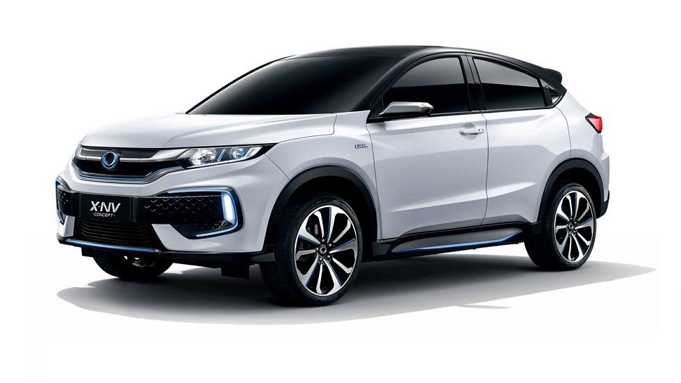 Honda X-NV: el futuro nuevo SUV eléctrico