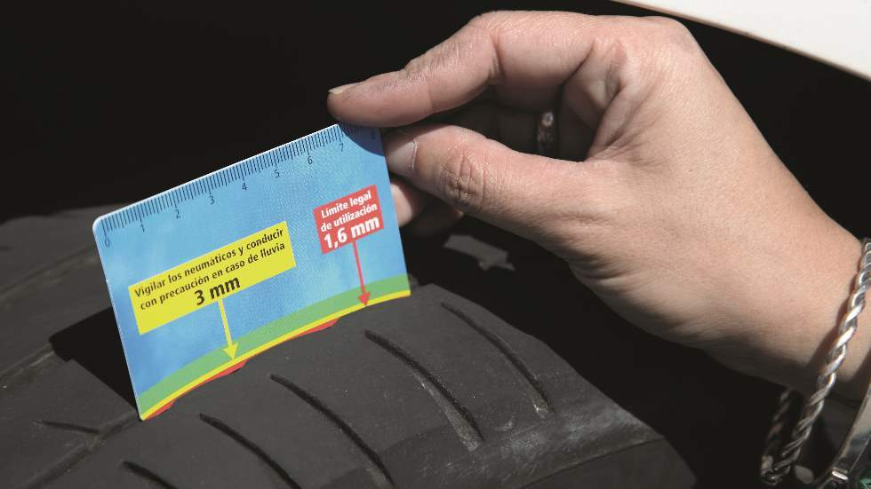 Desgaste irregular de tus neumáticos: todos los tipos y causas