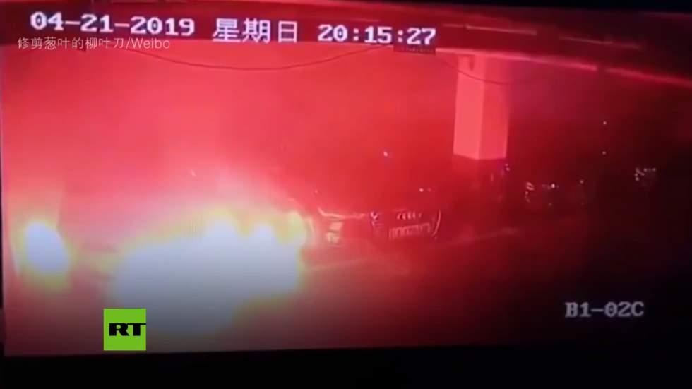 Las acciones de Tesla caen tras la explosión de un Model S en China (Vídeo)
