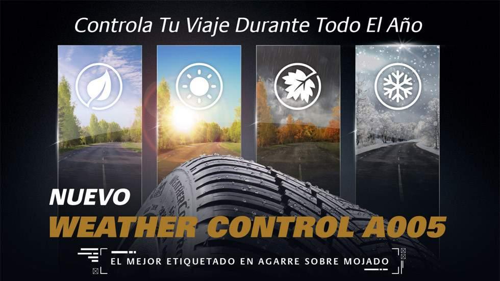 Ya hay ganadores de los neumáticos Bridgestone Weather Control A005 y de una experiencia de conducción