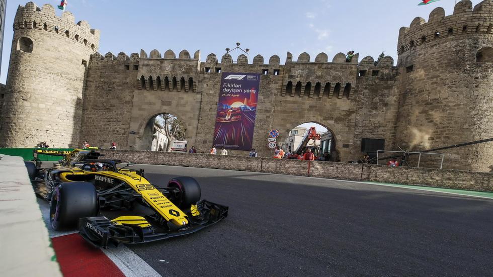 """GP de Azerbaiyán de F1: Sainz reconoce que Bakú es """"impredecible"""""""