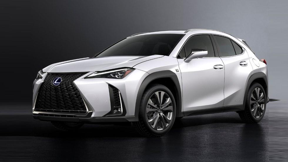 Lexus lanzará su primer coche 100% eléctrico en Europa y China