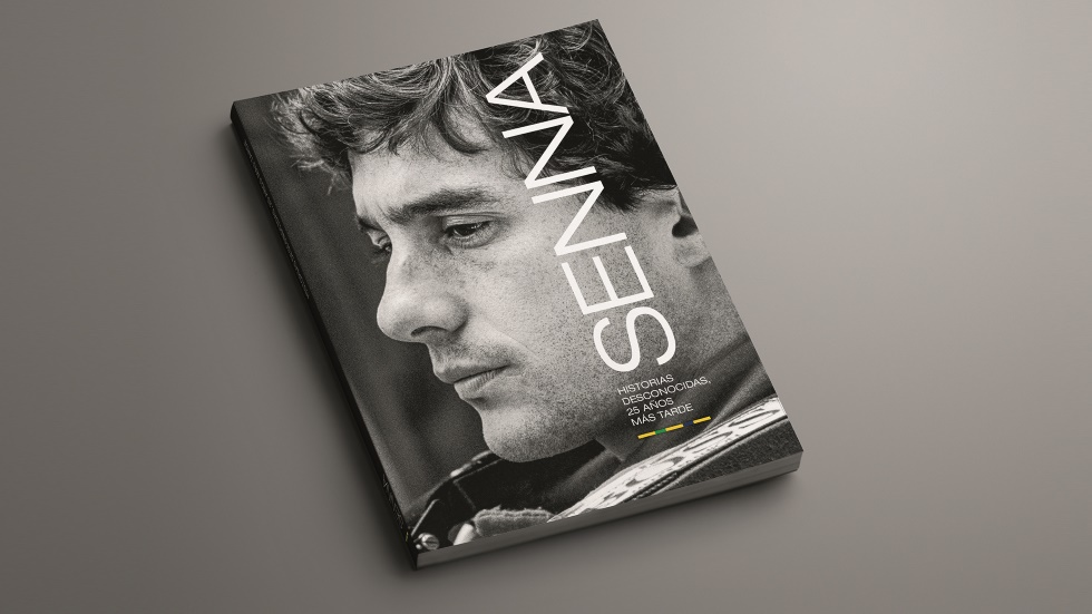 Senna, historias desconocidas, 25 años más tarde: ya puedes comprar el libro del mito