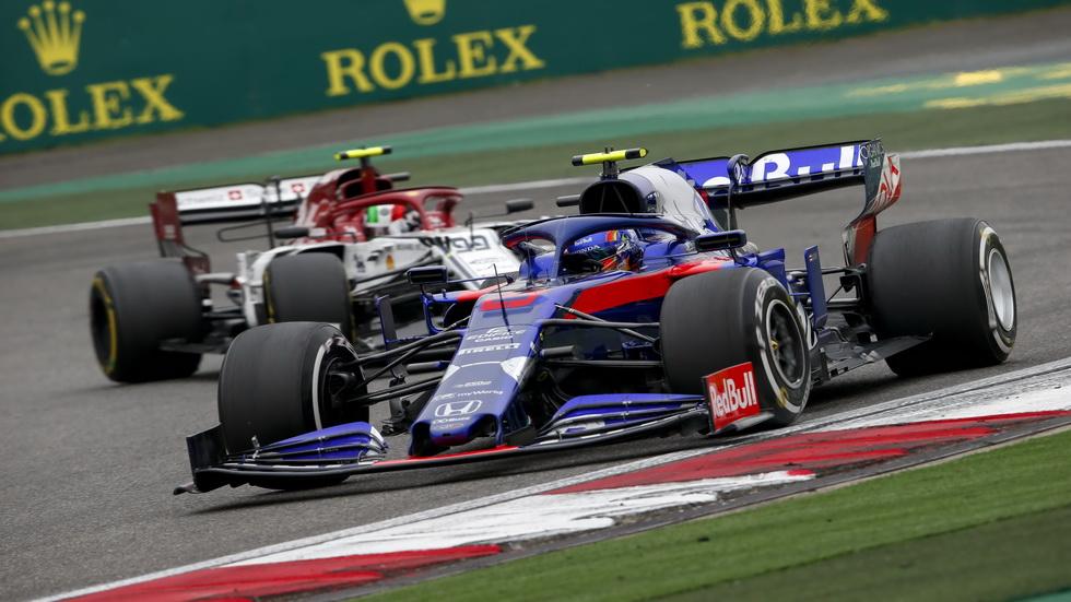 GP de Azerbaiyán de F1: especificación 2 para Honda en Bakú