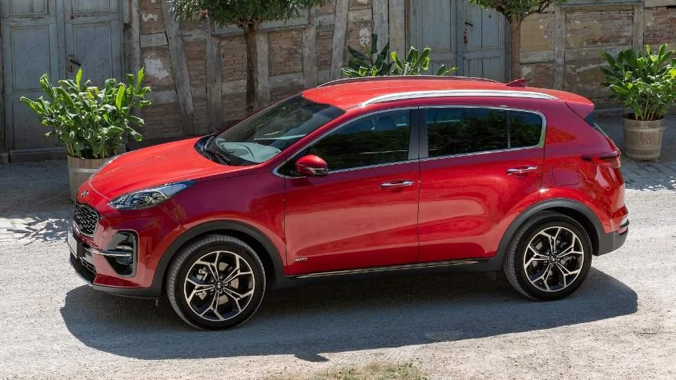 Kia Sportage 2019: el nuevo SUV estrena dos series limitadas