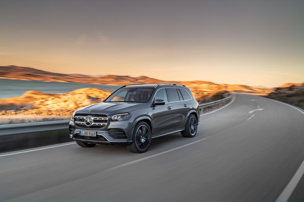 Mercedes GLS 2020: todos los datos y fotos del SUV que llega a final de año