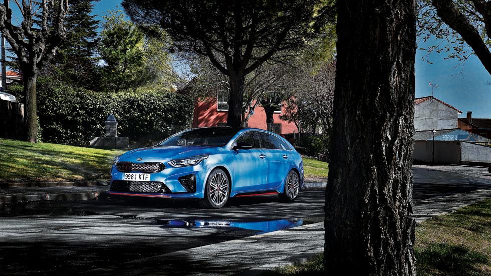 Kia ProCeed GT: prueba a fondo del nuevo familiar deportivo
