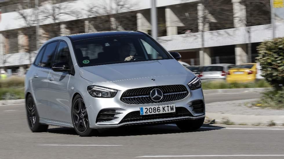 Mercedes Clase B 200 d, a prueba: ¿es el mejor familiar del momento?