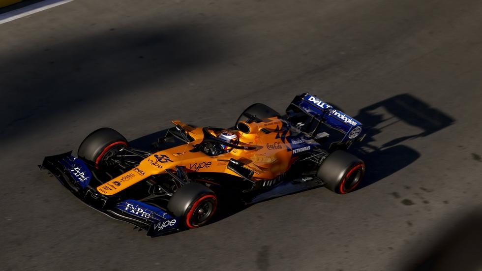GP de Azerbaiyán de F1: primeros puntos de la temporada para Carlos Sainz
