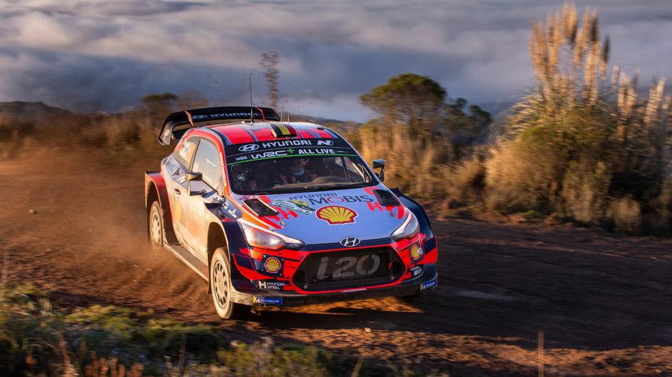 Rally de Argentina 2019: segunda victoria consecutiva de Neuville