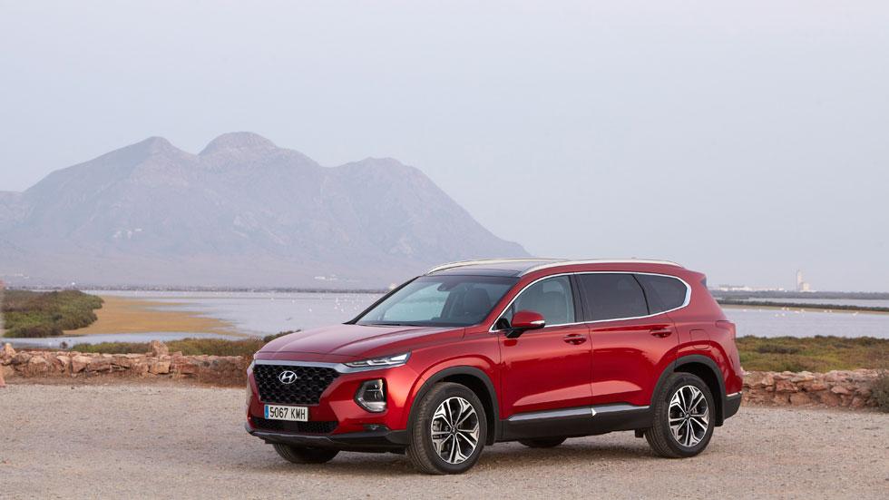 Hyundai Personall, renting a particulares: un Santa Fe por menos de 400 € al mes