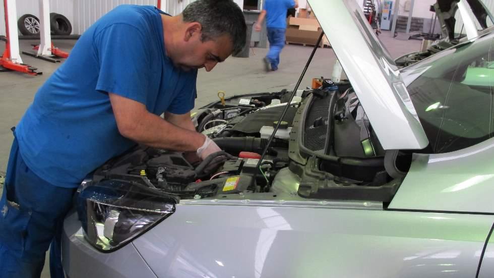 ¿Cuáles son los tipos de coches con el mantenimiento más caro? (vídeo)