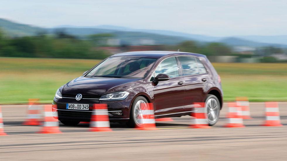 VW desarrolla y prueba un filtro de partículas para frenos (Vídeo)