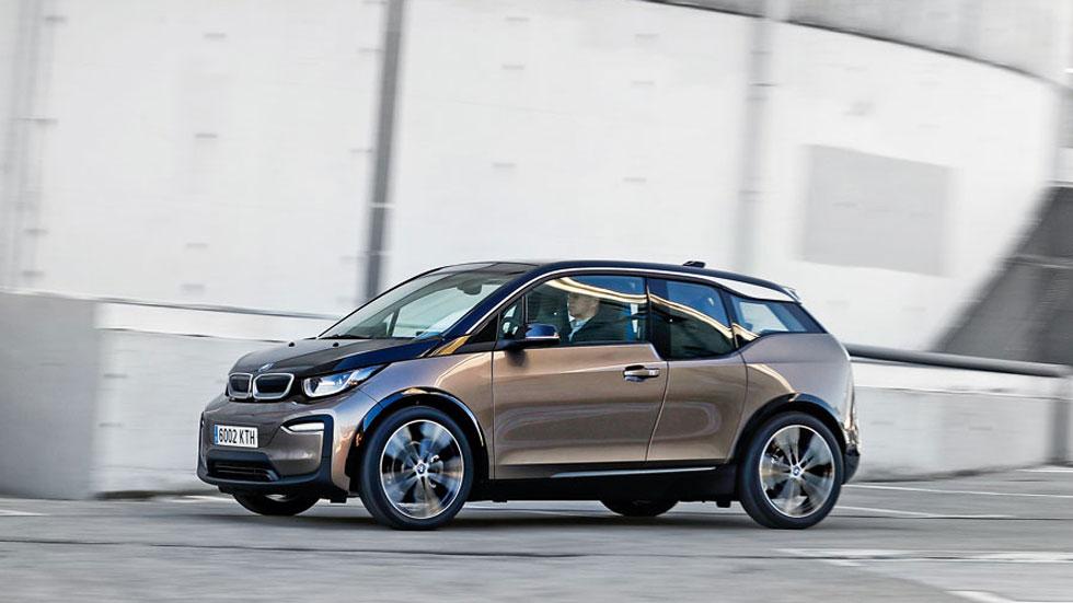 A prueba el eléctrico BMW i3 120 Ah, la versión con mayor autonomía