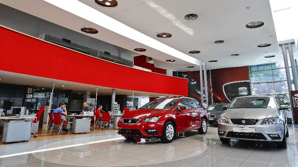 Las ventas de coches volverán a subir en abril tras siete meses de caídas