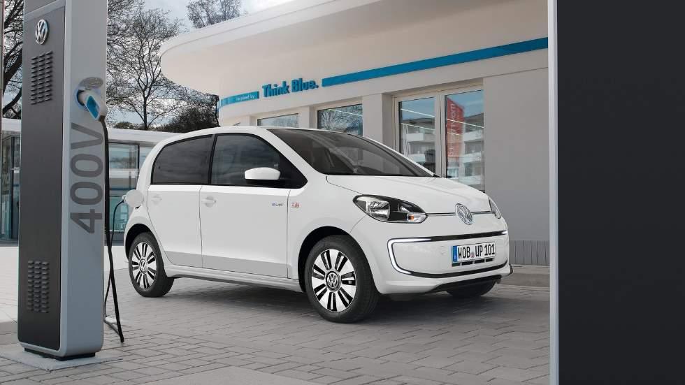 Volkswagen up! 2020: el nuevo ciudadano será cien por cien eléctrico