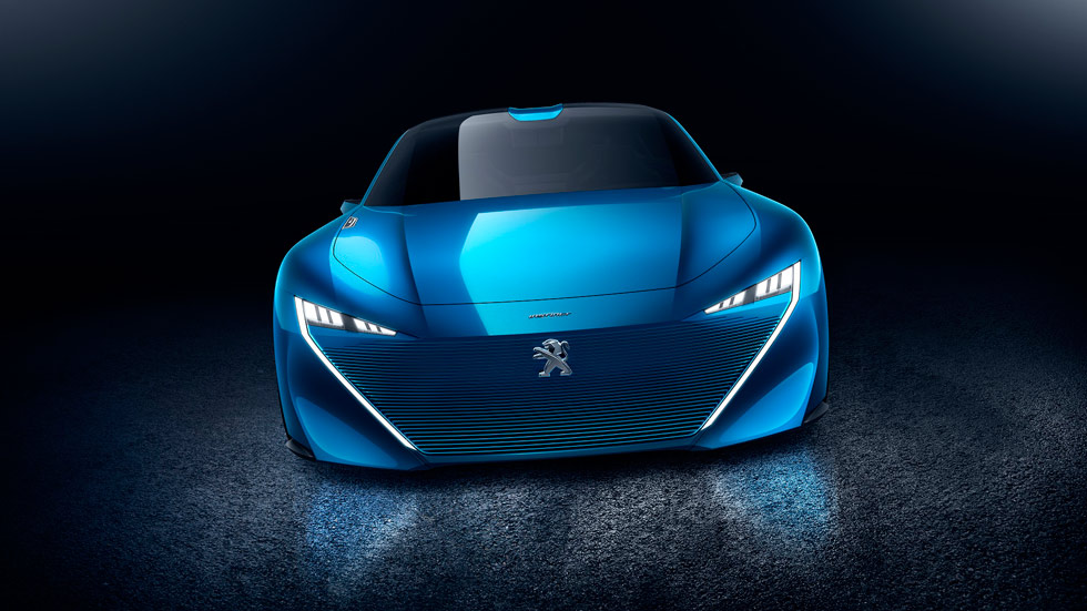 Peugeot anticipa sus nuevos coches con los concept-car: así son, en VÍDEO