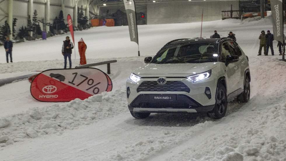 Toyota RAV4 Hybrid AWD-i 2019: prueba y precios del nuevo SUV, ya a la venta
