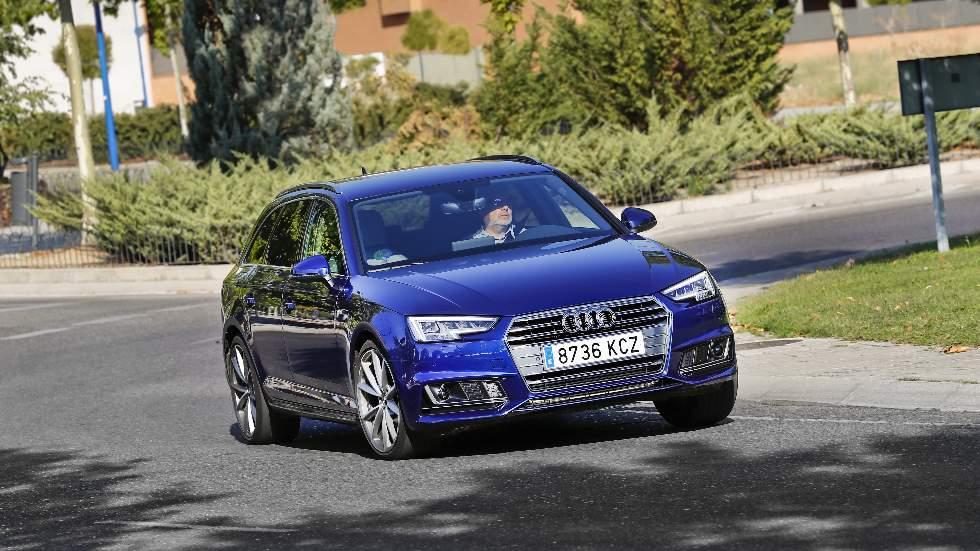 Audi A4 Avant 40 g-tron: a prueba el familiar de gas natural con etiqueta ECO