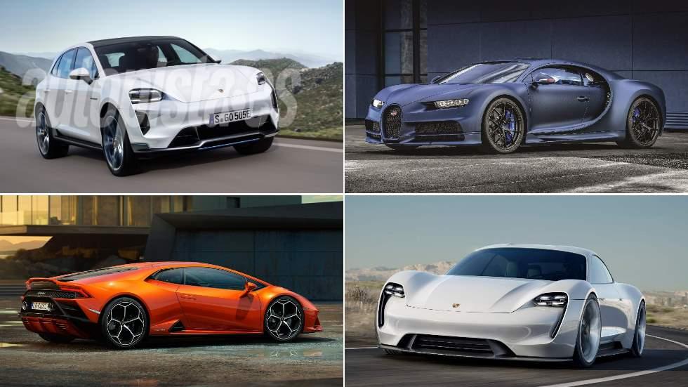 Todas las novedades que vienen de Porsche, Lamborghini y Bentley