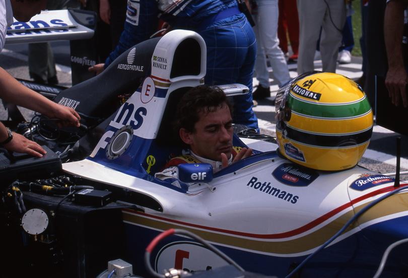 Senna, lo que sucedió hace 25 años