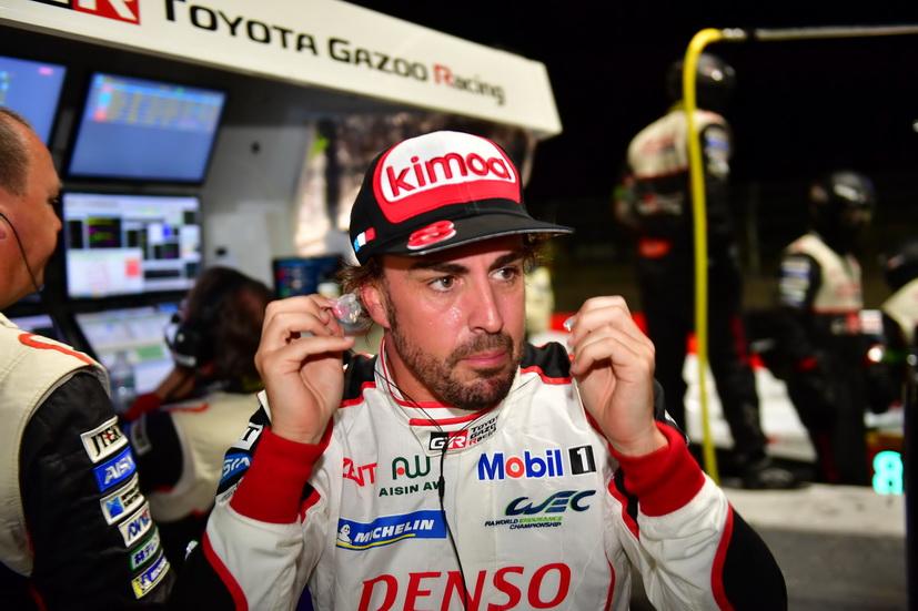 Fernando Alonso dejará el WEC al finalizar esta supertemporada