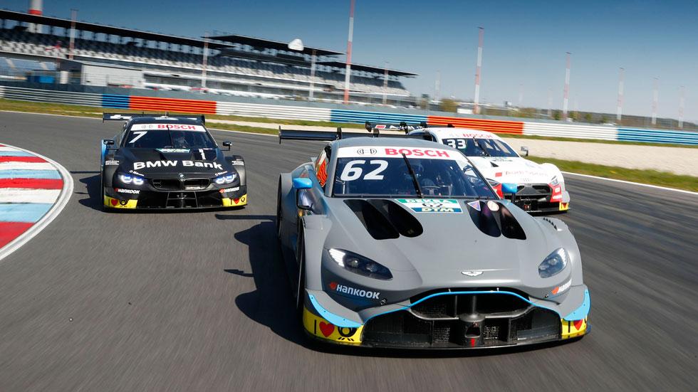Arranca el DTM 2019: nuevos motores turbo, Juncadella con Aston Martin…