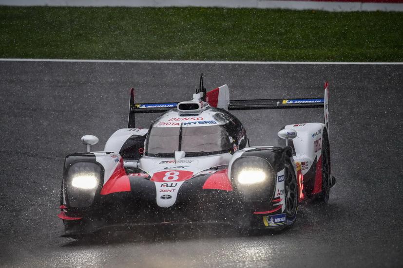 6 Horas de Spa-Francorchamps: victoria de Fernando Alonso bajo la nieve
