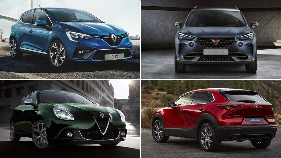 Todas las novedades del salón Automobile Barcelona: Giulietta, Formentor, CX-30, Clio...