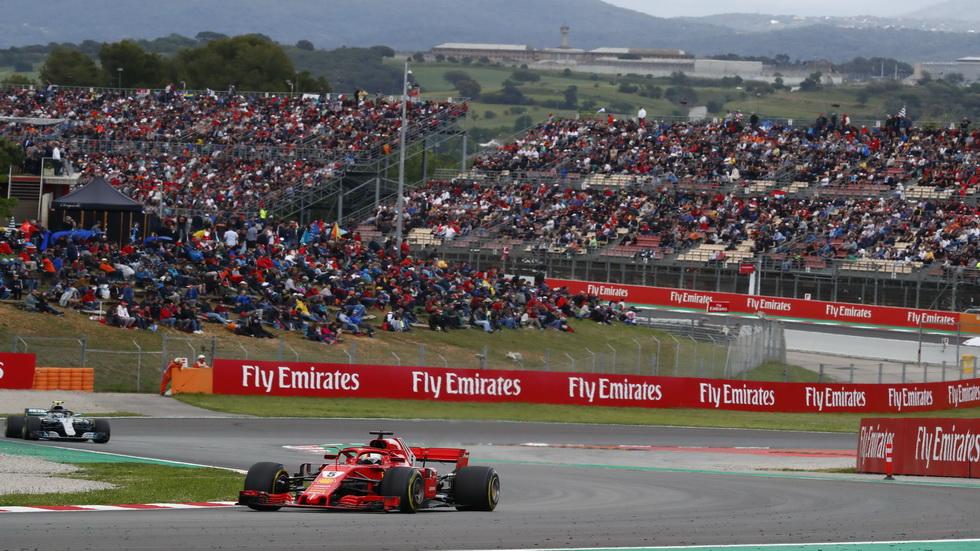 GP de España de F1: estos son los horarios del fin de semana
