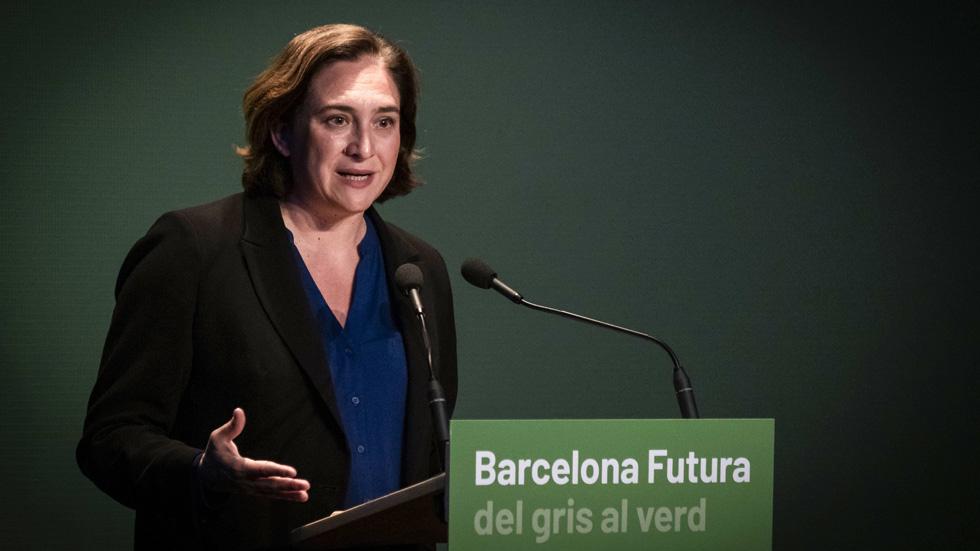 """Barcelona no quiere coches: los """"ejes verdes"""" reducirán más carriles"""