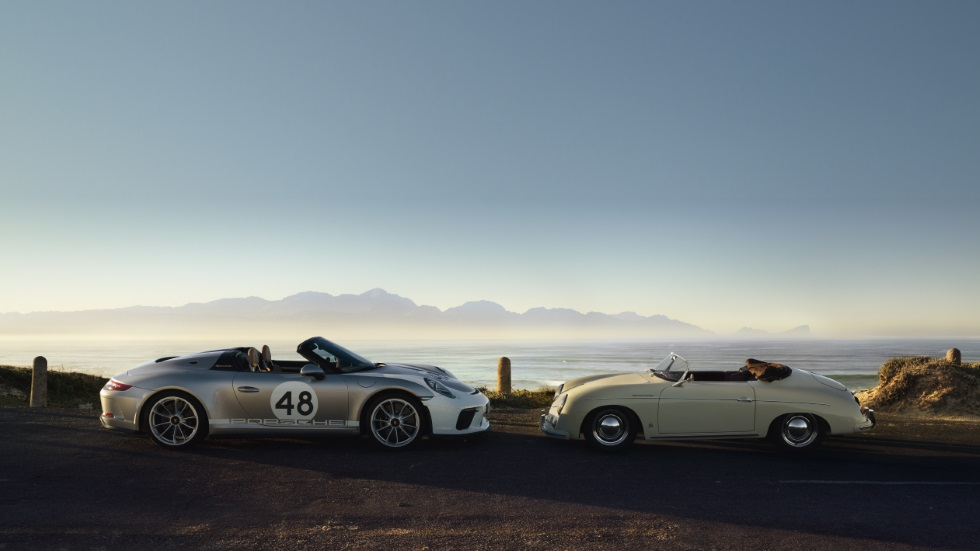 Porsche Speedster: una carrocería deportiva con 60 años de historia