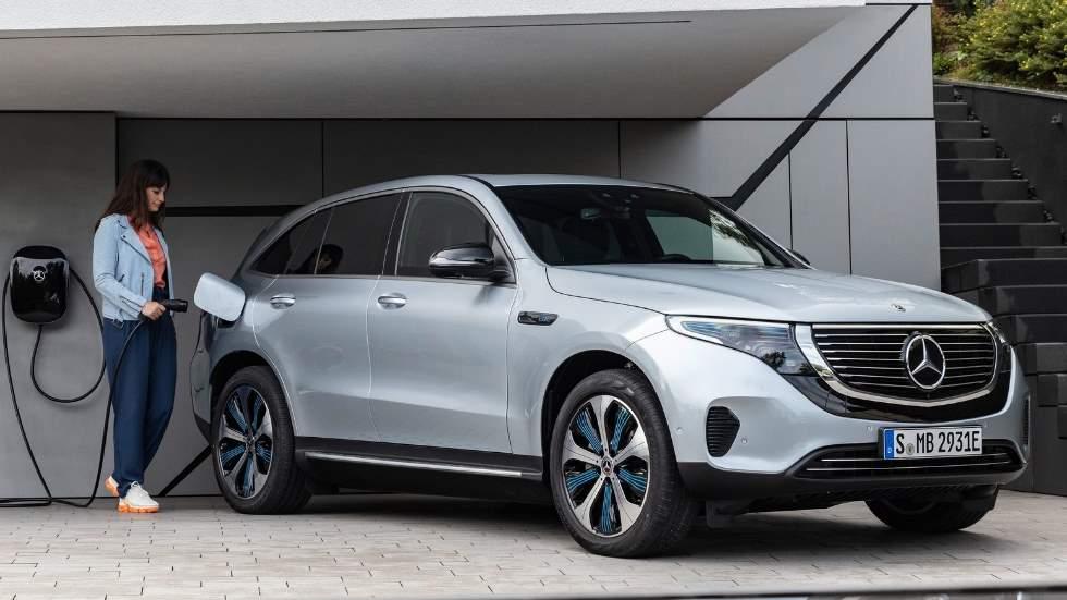 Mercedes EQC 2019: datos y precio para España del primer eléctrico de Mercedes