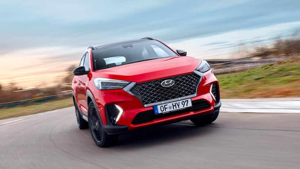Los SUV Nexo y Tucson N Line, las grandes novedades de Hyundai en el Salón de Barcelona